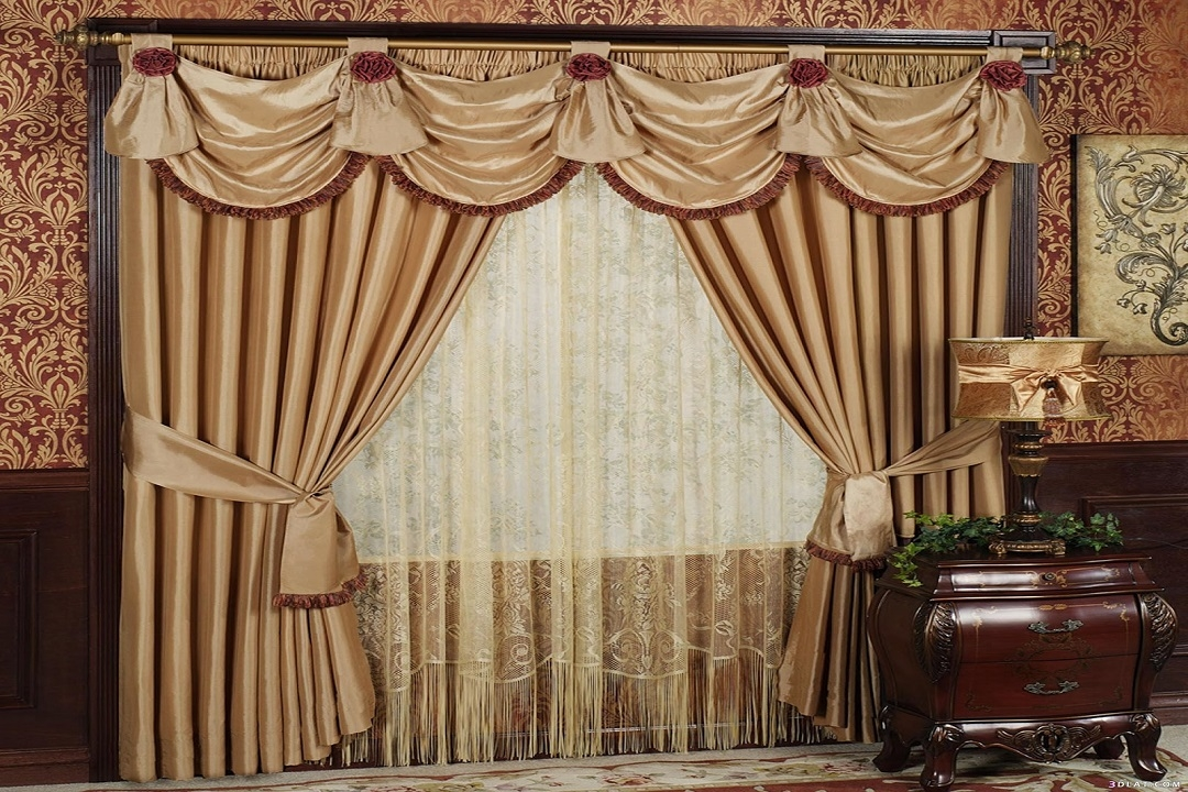 Thumb 500x500 X Nature Curtain Ideas For Living Room 2012 Windows Rooms